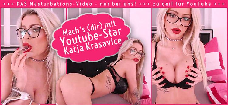 Katja Krasavice nackt im Porno