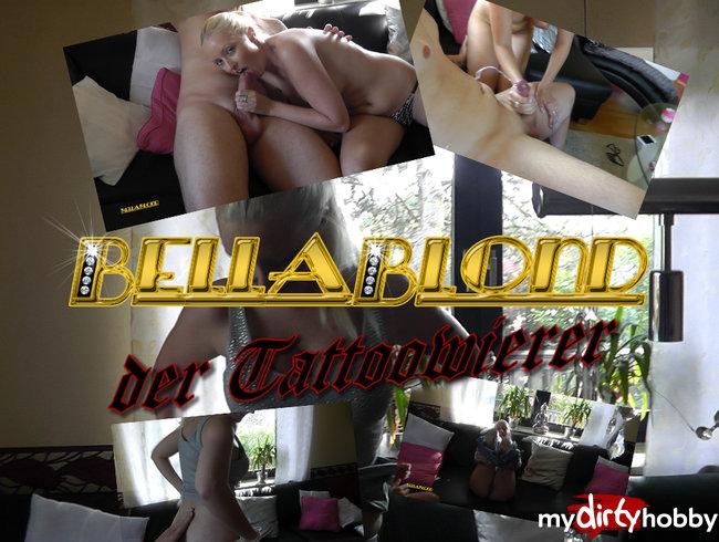 krass, neues Tattoo erfickt, so macht Bella das