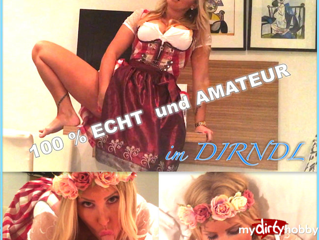 DIRNDL-DELUXE  !PRIVATCLIP!