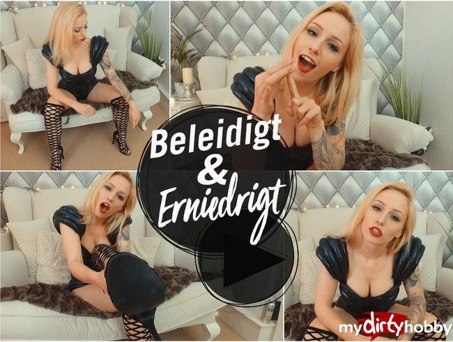 BELEIDIGT & ERNIEDRIGT!   | LUCY CAT