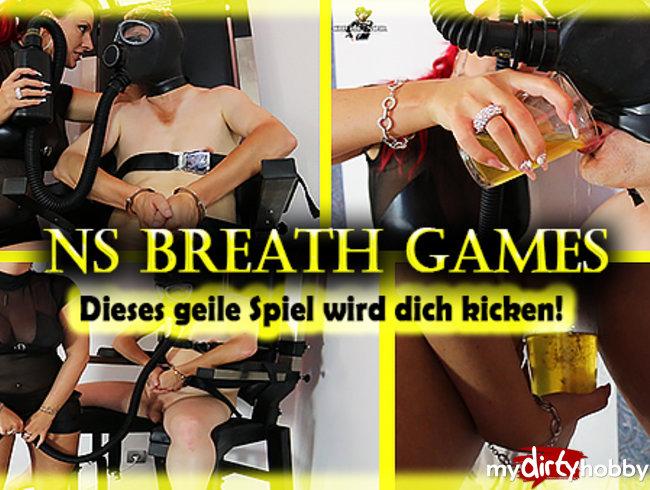 NS BREATH GAMES! Dieses versaute Spiel kickt dich!