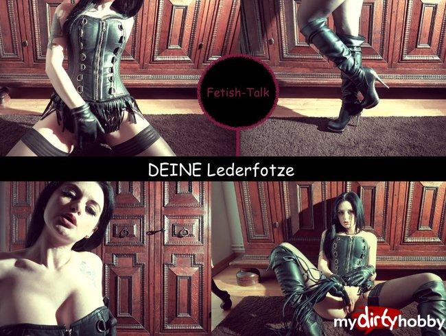 DEINE Lederfotze (Userwunsch)