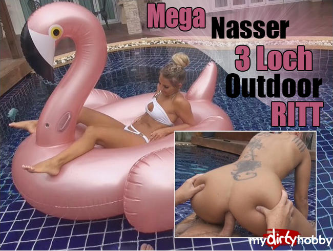 Mega Nasser 3 Loch Outdoor RITT !