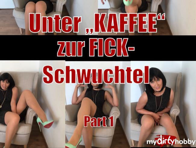 """Unter """"Kaffee"""" zur Fick-Schwuchtel gemacht! (Part 1)"""