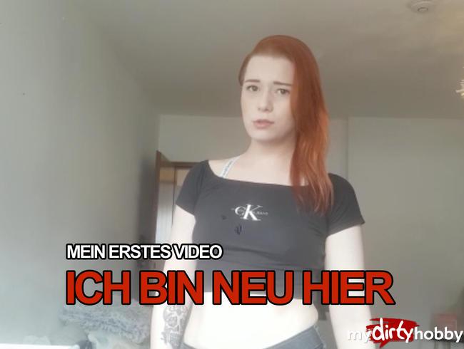 Mein allererstes Video hier bei MDH :) kurze Vorstellung: Das bin ich!