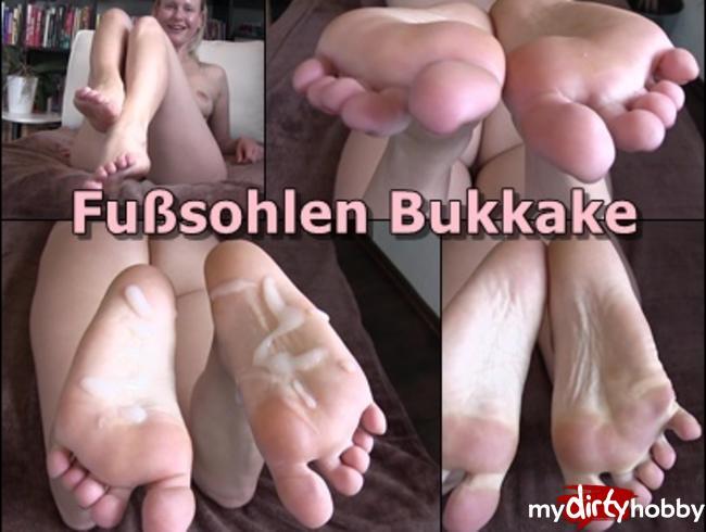 Dirtytalk - spritz mir auf meine Fußsohlen