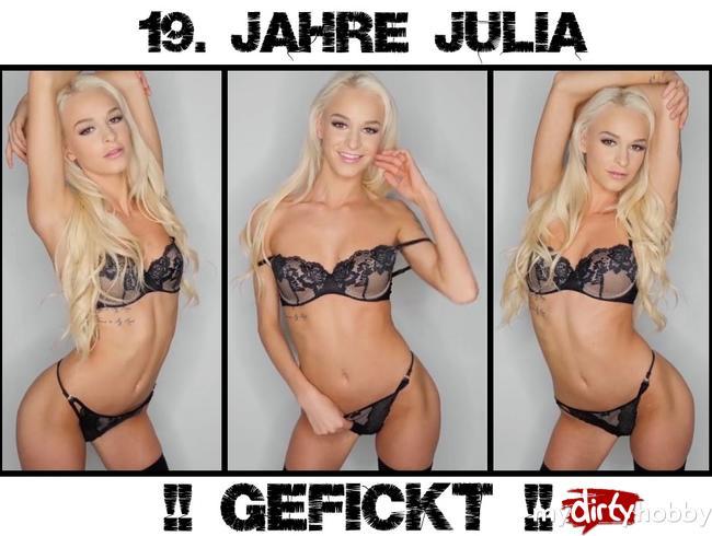 19. J. Teen Fotomodel nach Foto Shooting gefickt…