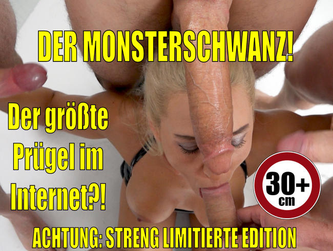 DAYNIA und der MONSTERSCHWANZ | LIMITIERTES Best of mit 30cm+ Prügel inkl. unveröffentlichte Szenen!