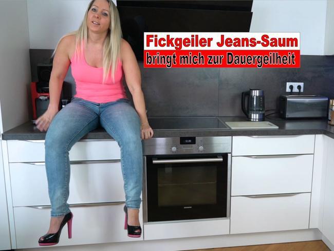 Annabel Massina ⋆ Fickgeiler Jeans-Saum bringt mich zur