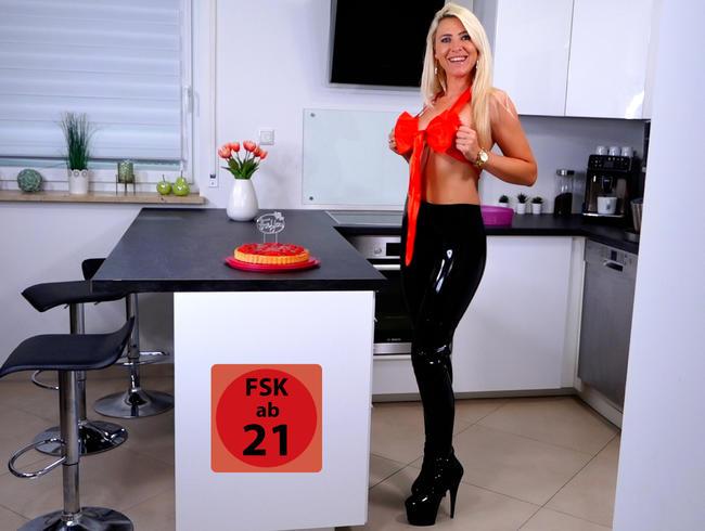 Sein geilster Geburtstag aller Zeiten   Extreme XXL Spermafresse + perverses Finale!