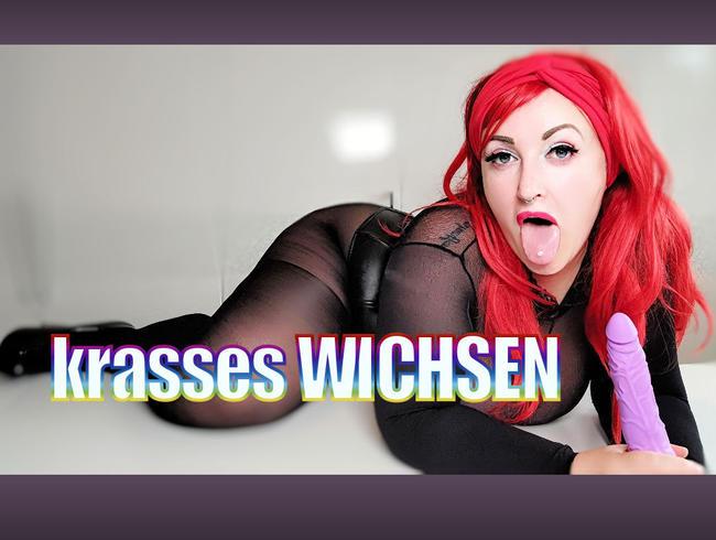 krasses WICHSEN