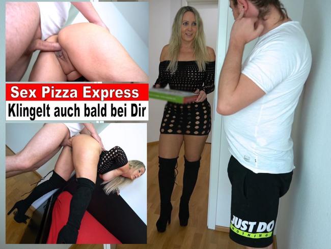 HobbyVerh*rter perverser Pizza Sex Express