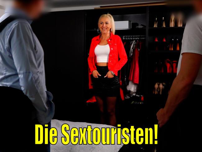 Die Sextouristen    2 Notgeile Fickhengste in der Fickpension! Ficken wie im Porno!