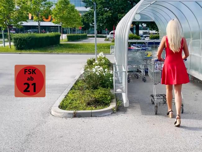 Die perverse Blondine aus dem Supermarkt | Sein sehnlichster Wunsch ging plötzlich in Erfüllung....!