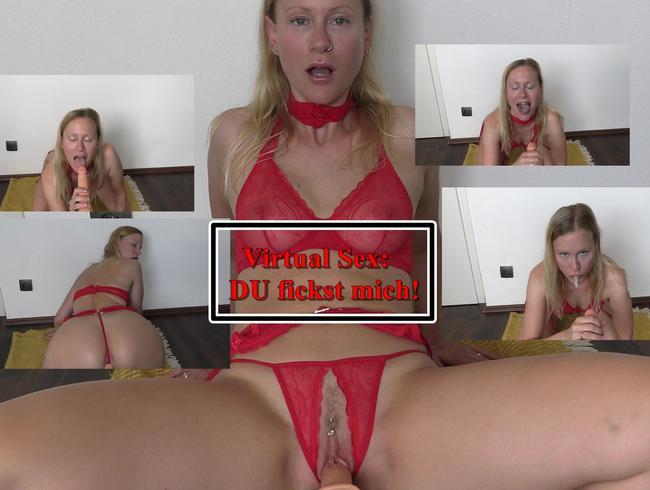 Virtual Sex: DU fickst mich! ;)