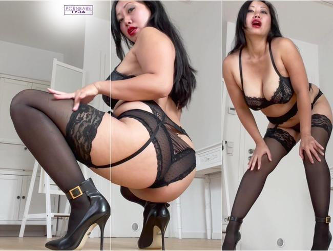 Orgasmus ruiniert? - Lady treibt deine Geilheit auf die Spitze