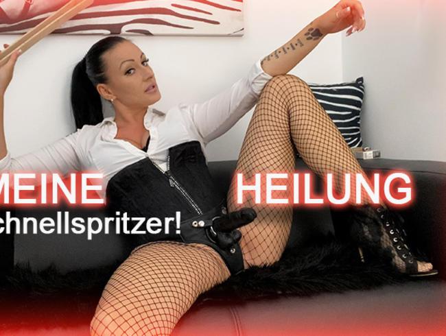 GEMEINE HEILUNG für Schnellspritzer!
