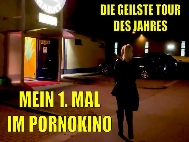 Mein 1. MAL im PORNOKINO   Die geilste Tour des Jahres...!